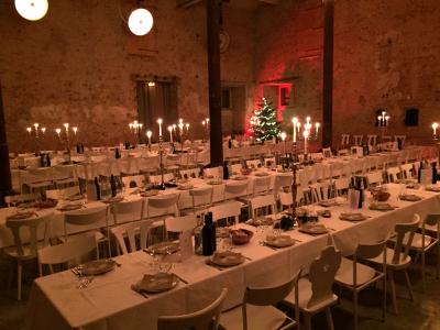 Säulenhalle Dinner