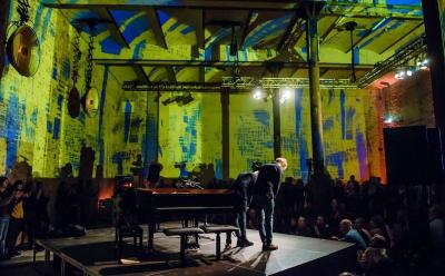 Säulenhalle Konzert